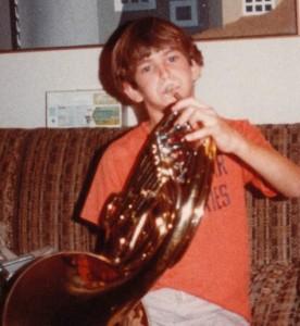 Daniel, age 11, 1983.