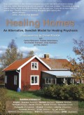 Healing Homes DVD case